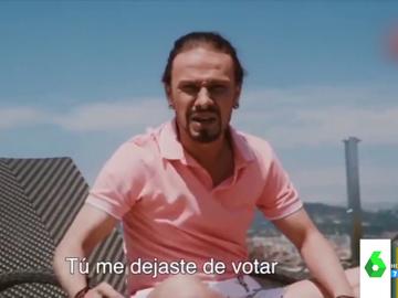 Pablo Iglesias parodia