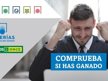 Resultados de Lotería Nacional Día de Europa, Gordo de la Primitiva, Sueldazo de la ONCE, Triplex y Super ONCE del domingo, 9 de mayo de 2021