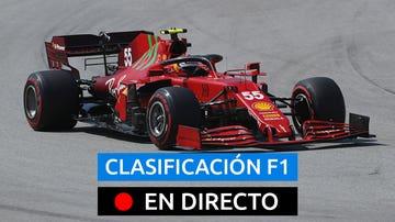 Carlos Sainz, piloto de Ferrari