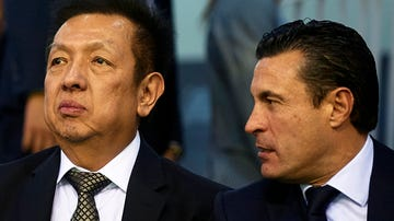 Peter Lim y Amadeo Salvo