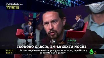García Egea en laSexta Noche