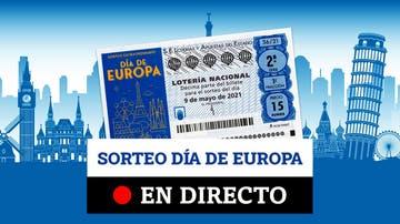 Sorteo Lotería Nacional Día de Europa en directo