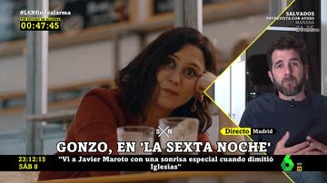 """Gonzo desvela cómo se vivió en el PP la dimisión de Pablo Iglesias: """"Javier Maroto tenía una sonrisa especial"""""""