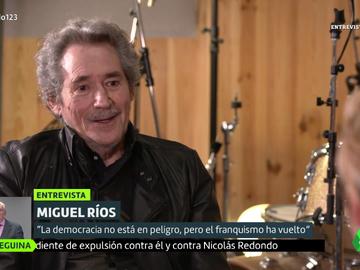 MiguelRiosFranquismo