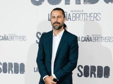 El actor Hugo Silva
