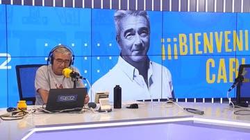 Carles Francino regresa a la radio entre lágrimas tras superar el coronavirus y un ictus