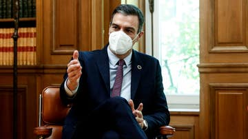 """laSexta Noticias 14:00 (13-05-21) Sánchez anuncia la llegada de 13 millones de vacunas Pfizer en junio: """"Vamos en línea recta a la inmunidad de grupo"""""""