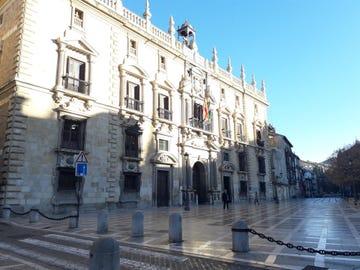 Real Chancillería de Granada, en imagen de archivo