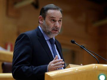 El ministro de Transportes, José Luis Ábalos
