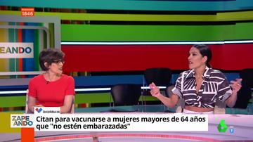 El alegato feminista de Lorena Catell y Thais Villas sobre la maternidad