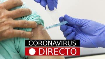 COVID-19 | Vacuna de AstraZeneca y Pfizer, nuevas medidas y restricciones en España, en directo
