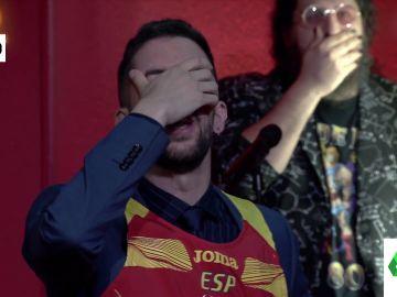 """El disgusto de David Broncano tras perder """"lo que más quería en el mundo"""" en La Resistencia"""