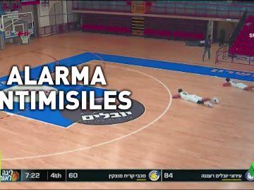 baloncesto israel