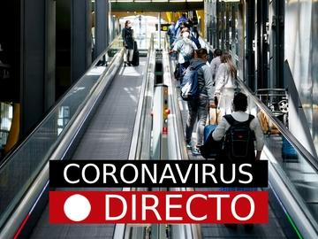 Última hora en España por las medidas, restricciones y vacuna COVID-19, hoy | Coronavirus en Madrid y el resto de CCAA
