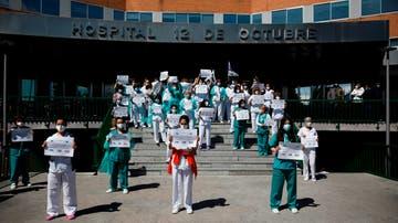 El Día Mundial de la Enfermería más duro y reivindicativo tras 15 meses de lucha contra la pandemia