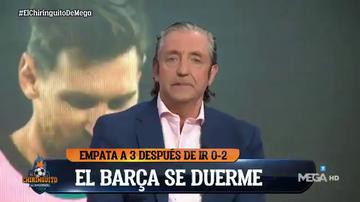 """Pedrerol sentencia a Koeman: """"El futuro del Barça pasa por otro entrenador"""""""