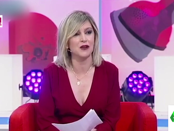 """El cabreo de una presentadora con sus tertulianos por no saber que la reina Sofía estaba en Cuenca: """"Veo que no tenéis ni idea"""""""