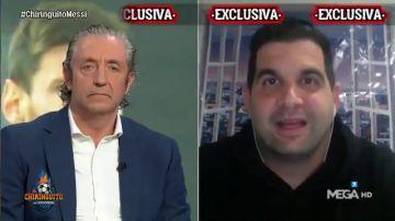 """Jose Alvarez: """"El fichaje de Aguero por el Barça podría cerrarse en los próximos días"""