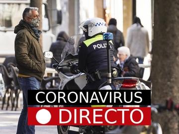Última hora en España por las nuevas restricciones, medidas y vacuna COVID-19, hoy   Coronavirus en Madrid