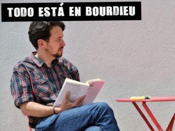 Pablo Iglesias sin coleta